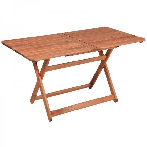 Τραπέζια ξύλινα κήπου